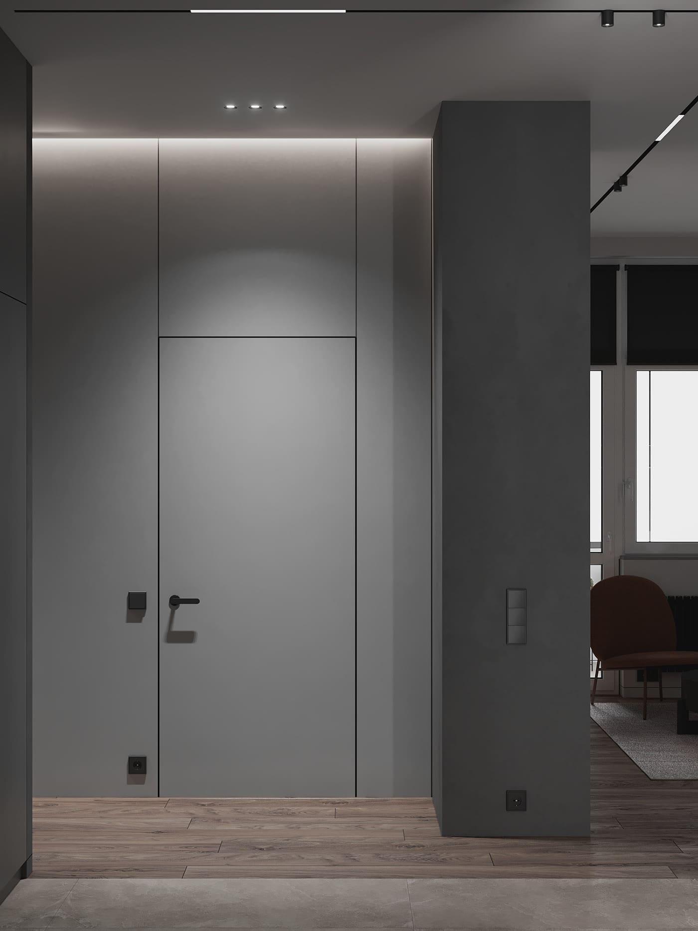 модный дизайн интерьера квартиры фото 3