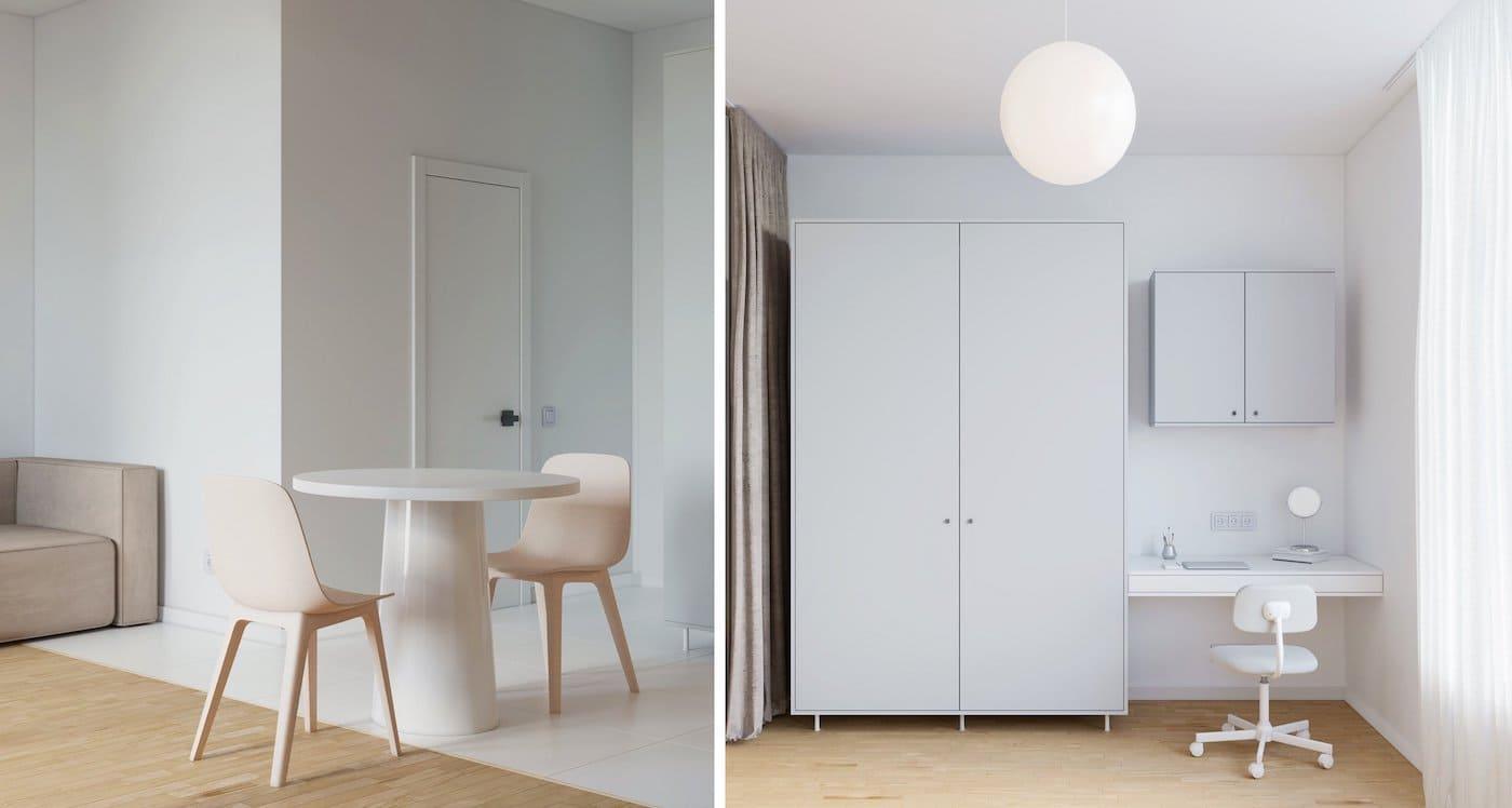 модный дизайн интерьера квартиры фото 30