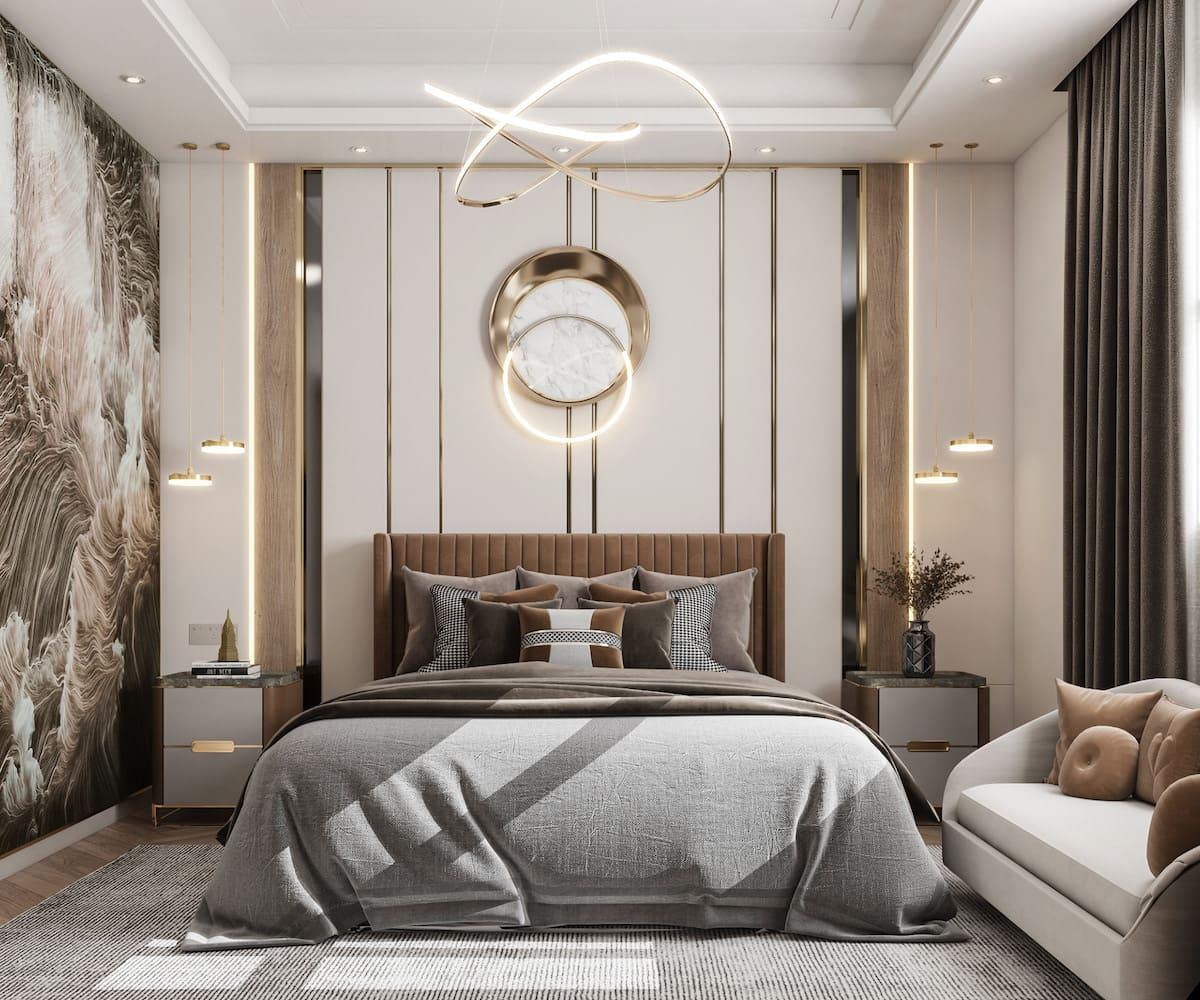 модный дизайн интерьера квартиры фото 32