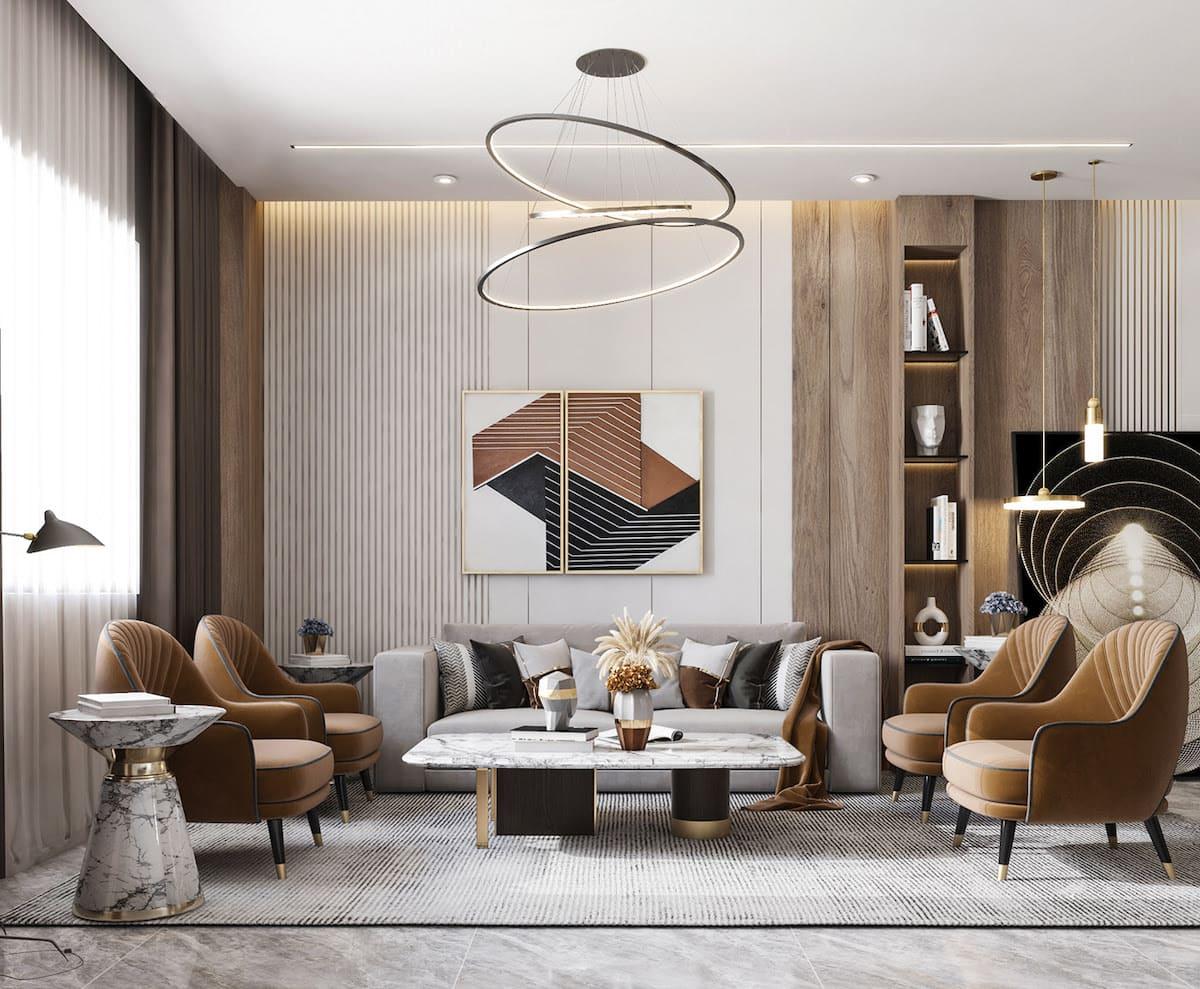 модный дизайн интерьера квартиры фото 33