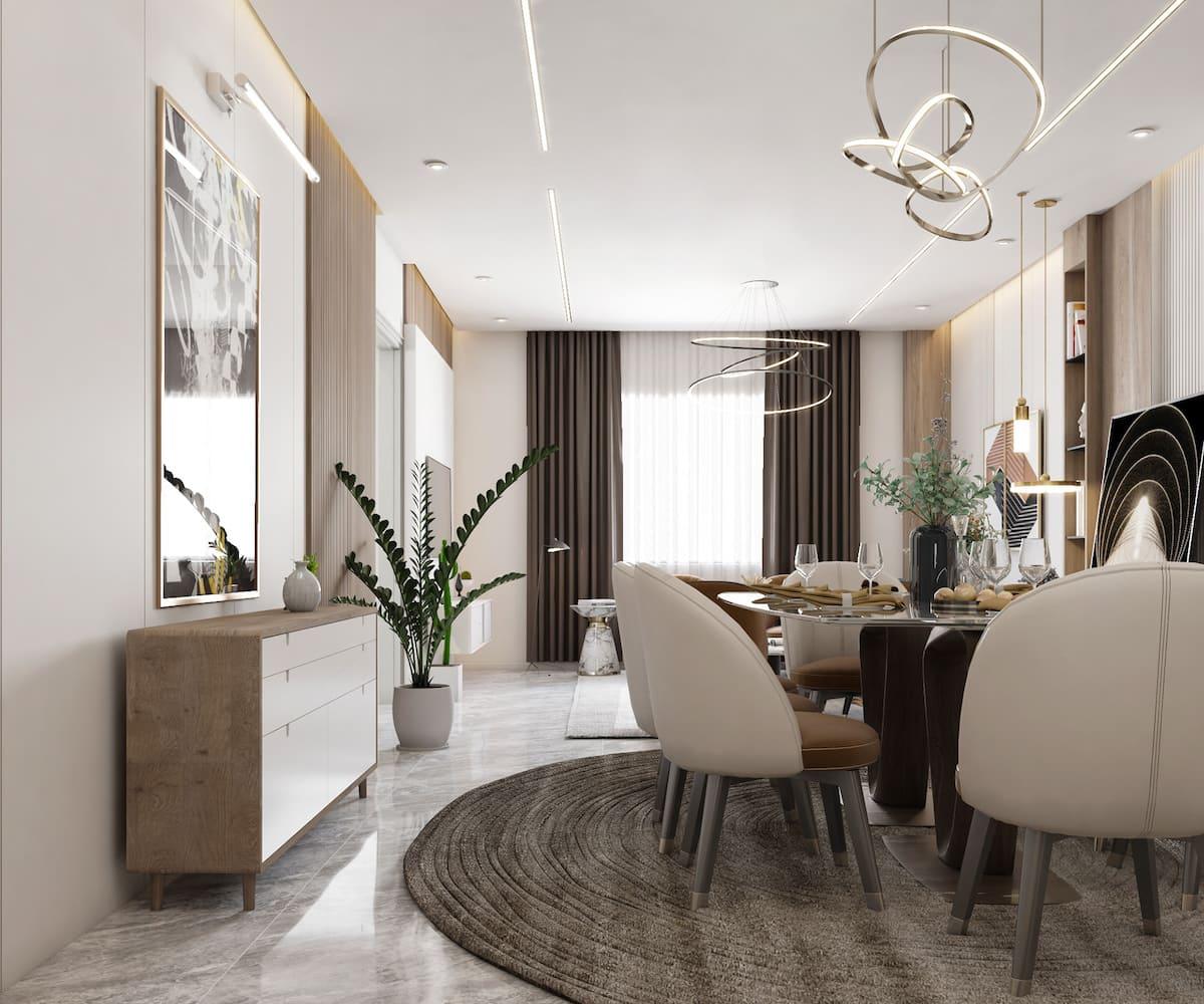 модный дизайн интерьера квартиры фото 34