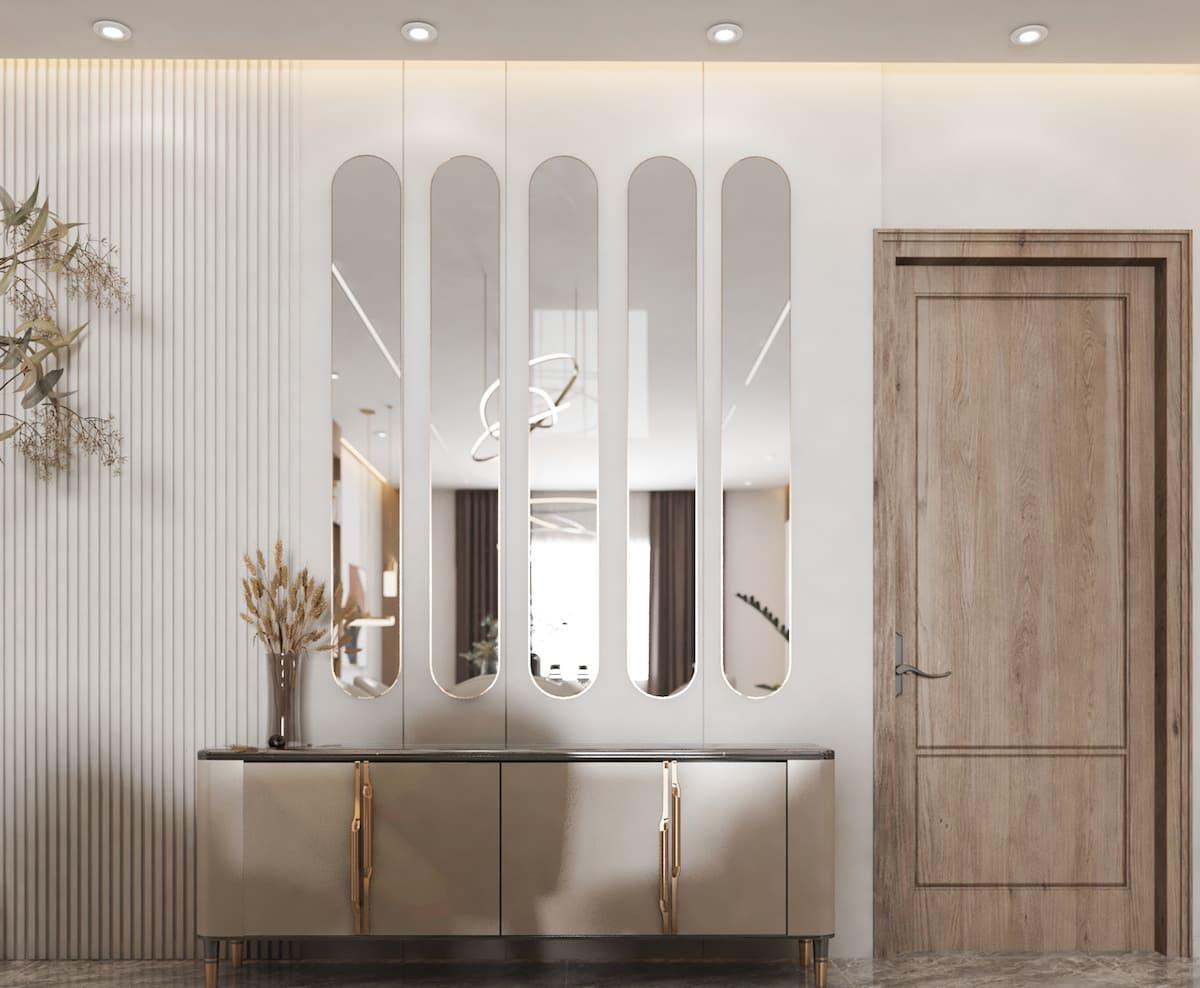 модный дизайн интерьера квартиры фото 35