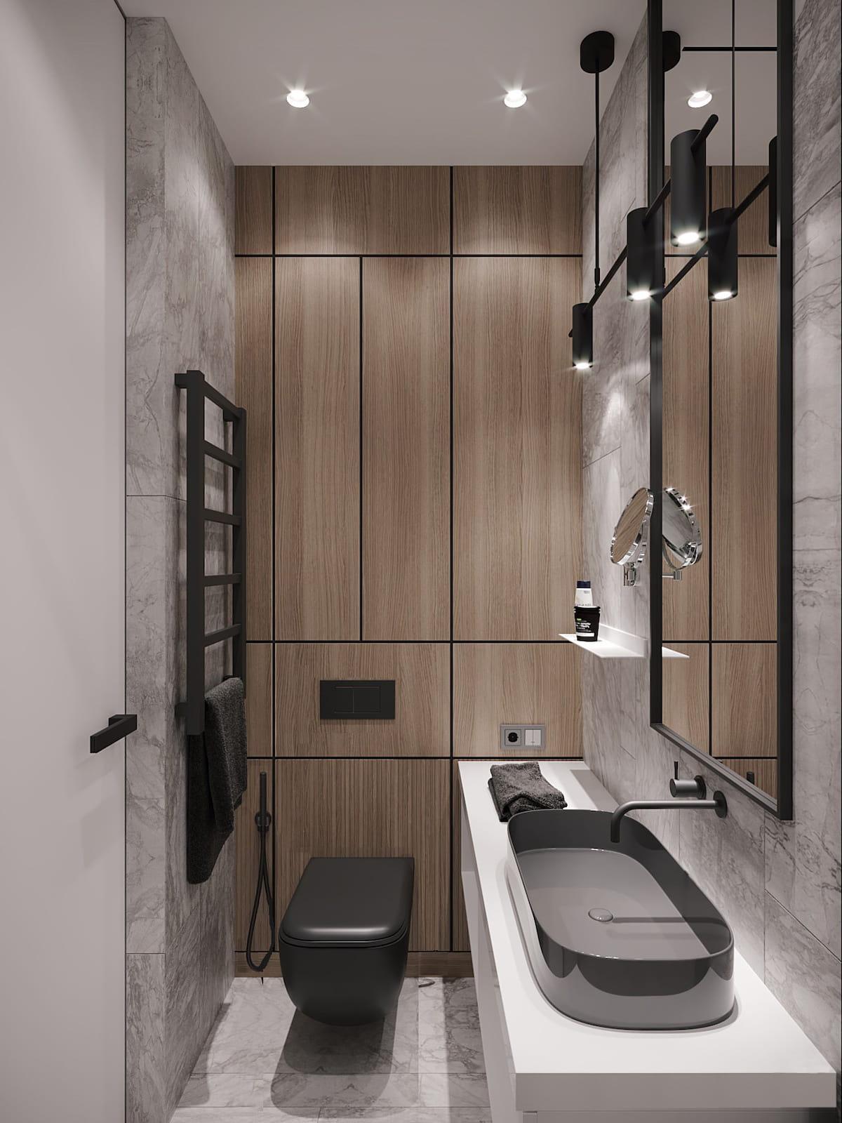 модный дизайн интерьера квартиры фото 37