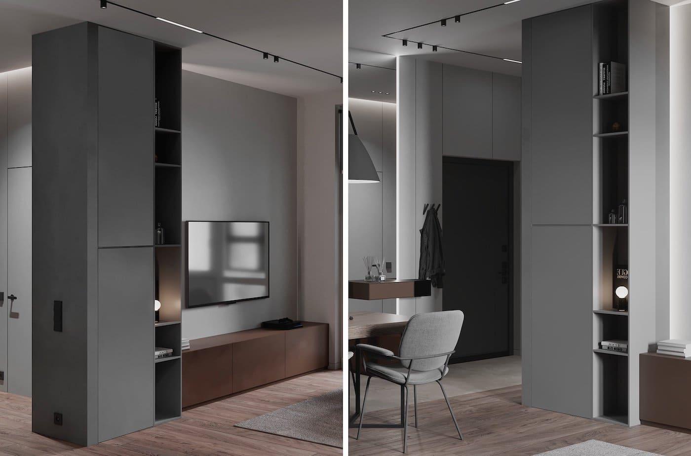 модный дизайн интерьера квартиры фото 4