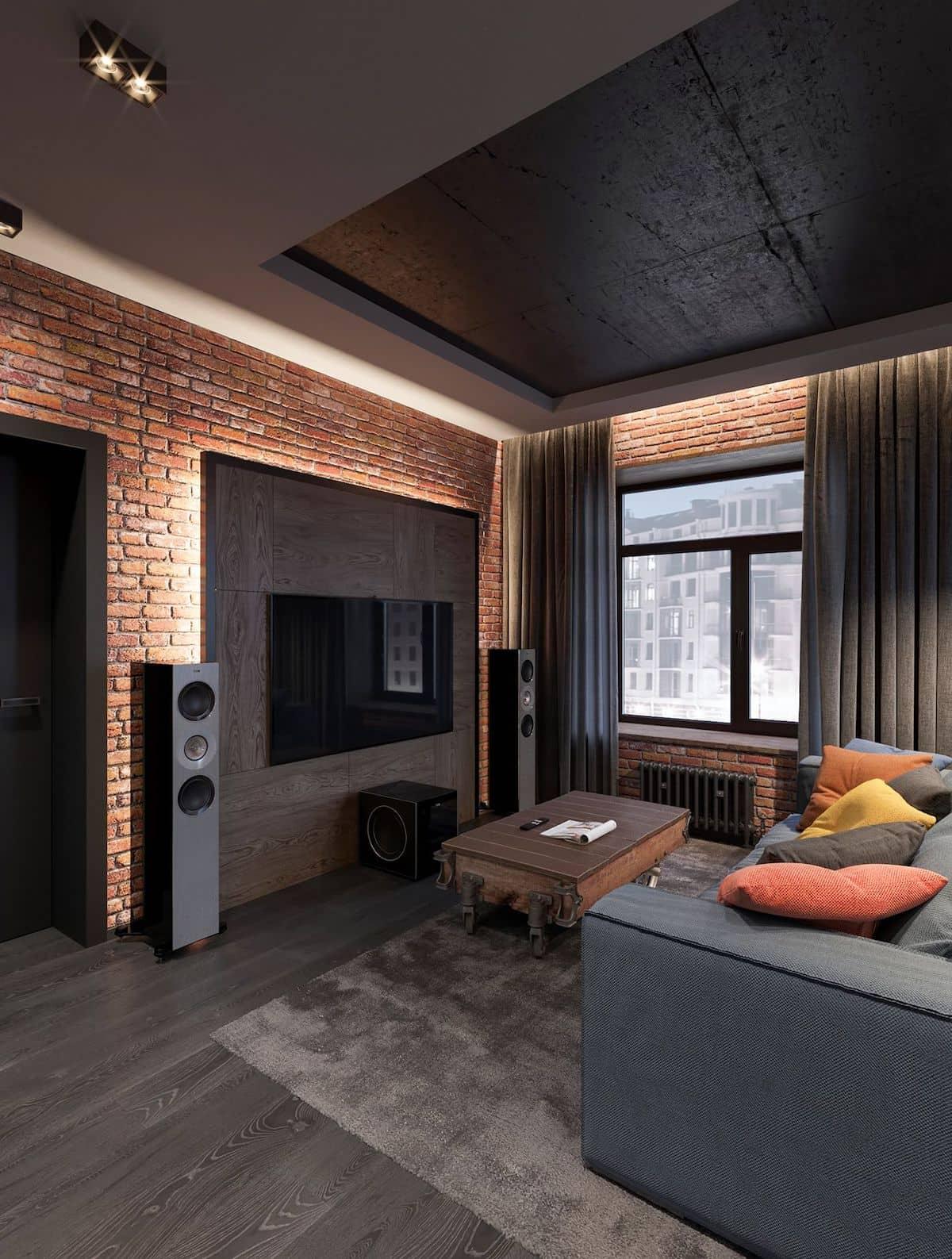 модный дизайн интерьера квартиры фото 42
