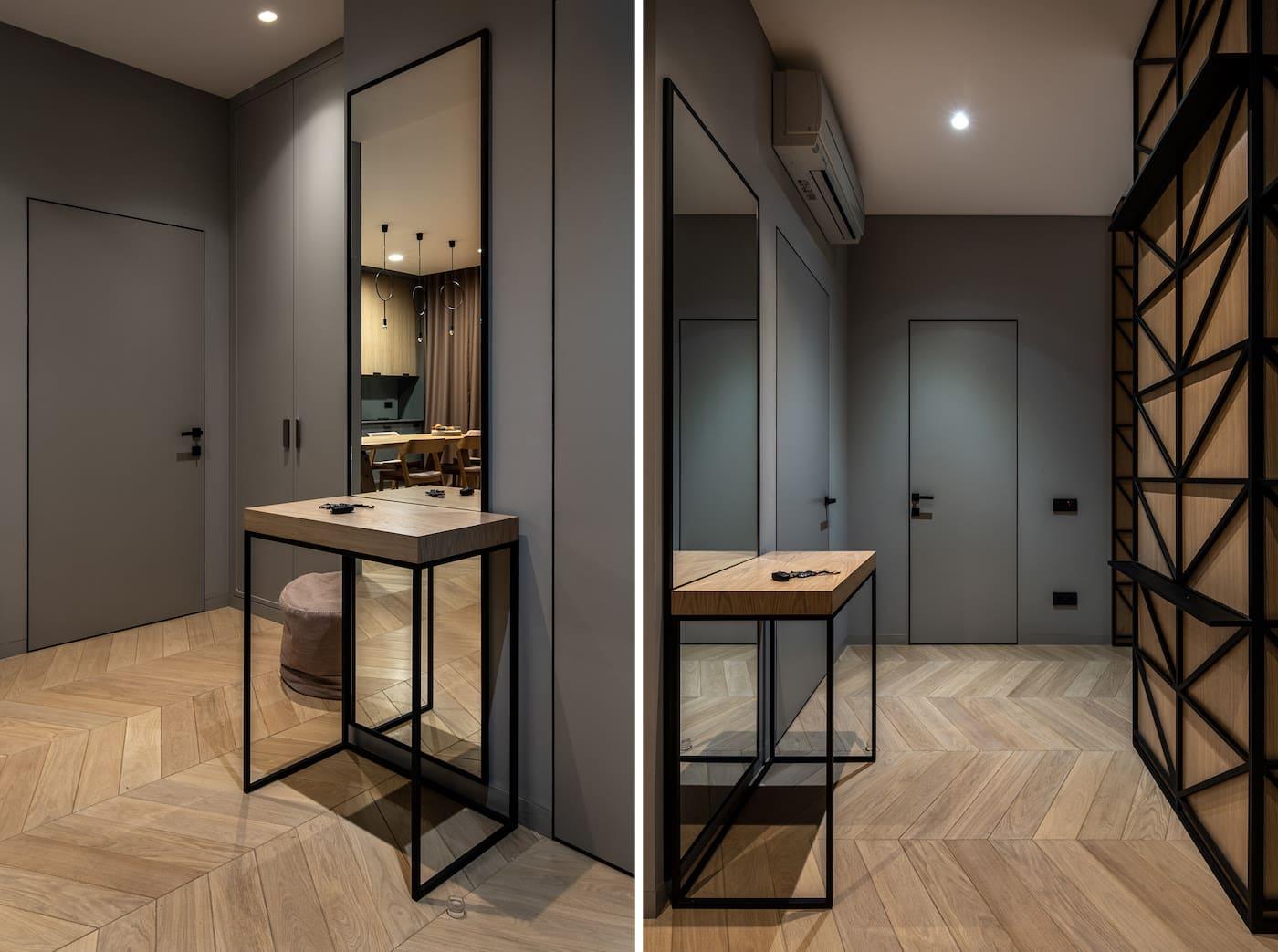 модный дизайн интерьера квартиры фото 48