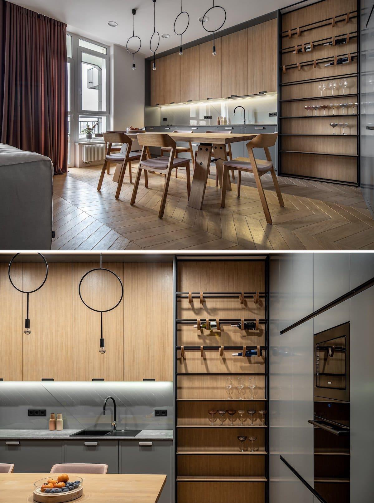 модный дизайн интерьера квартиры фото 50