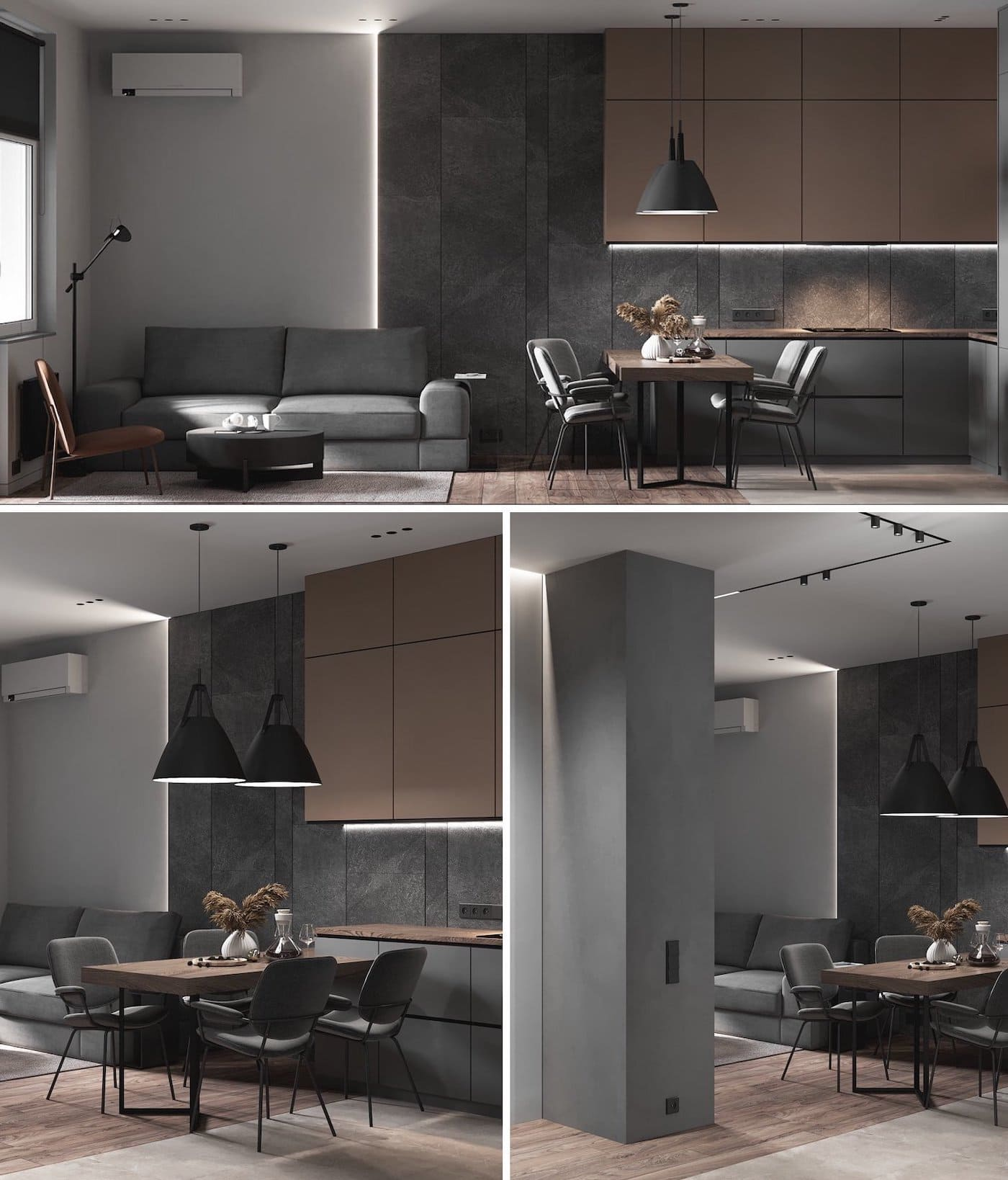 модный дизайн интерьера квартиры фото 5