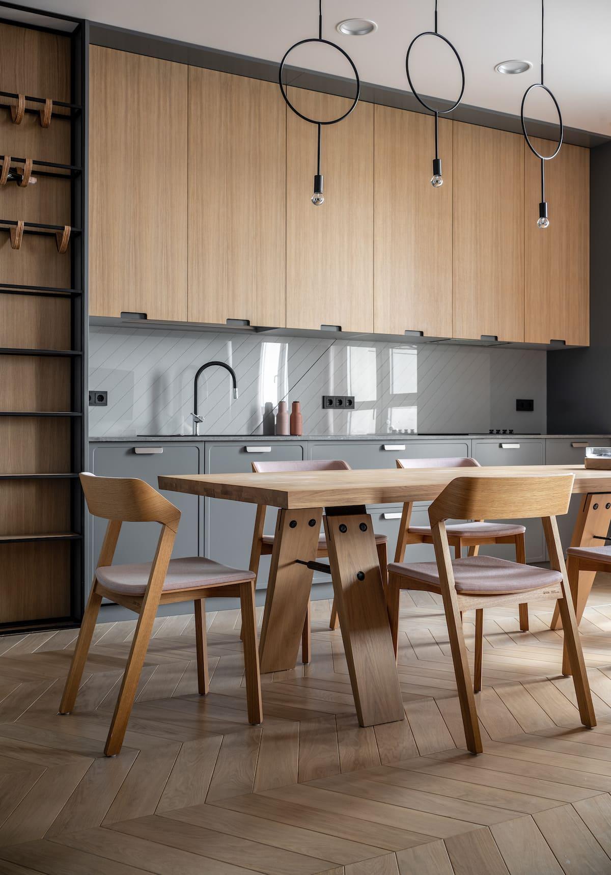 модный дизайн интерьера квартиры фото 49