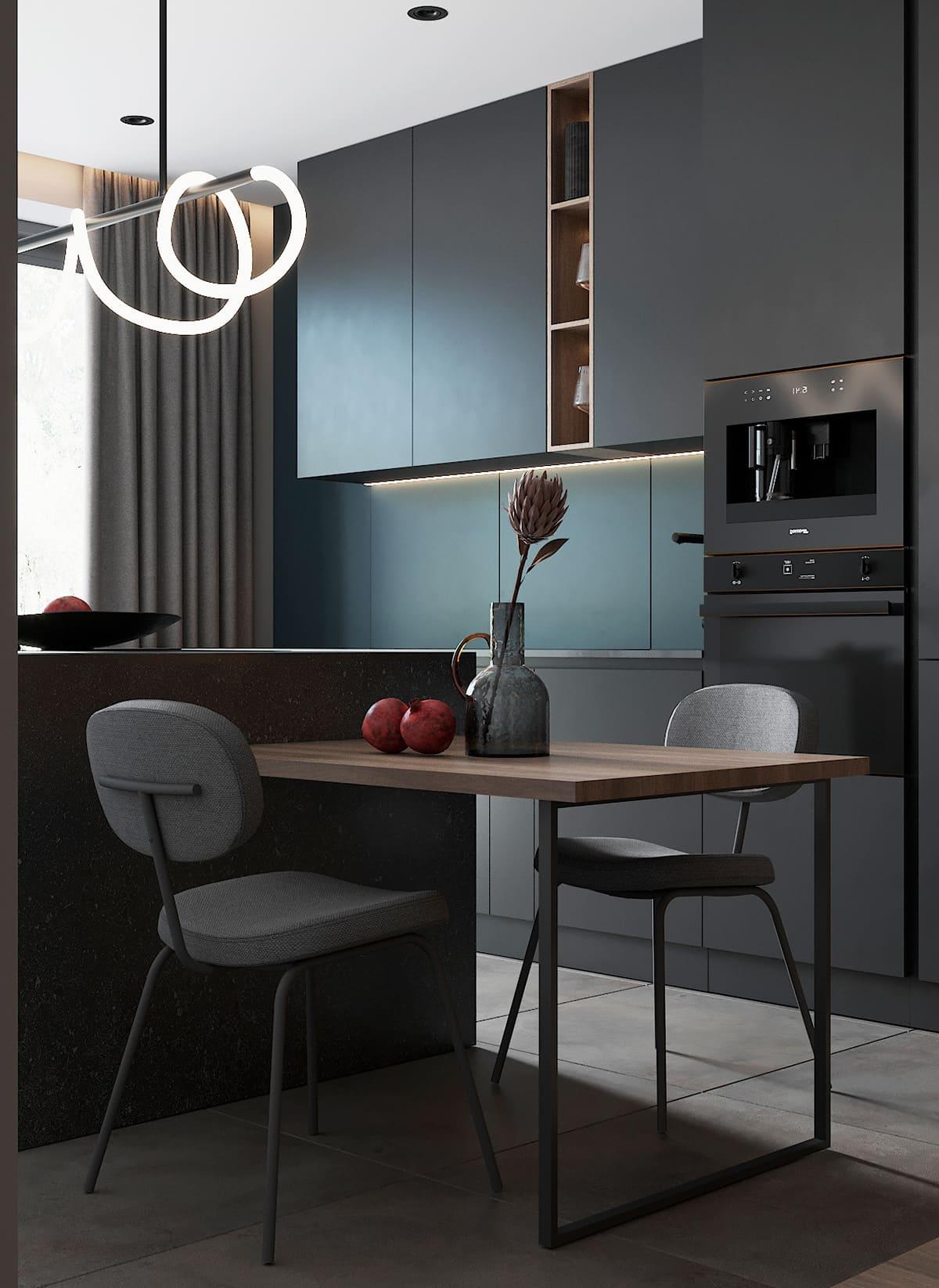 модный дизайн интерьера квартиры фото 54