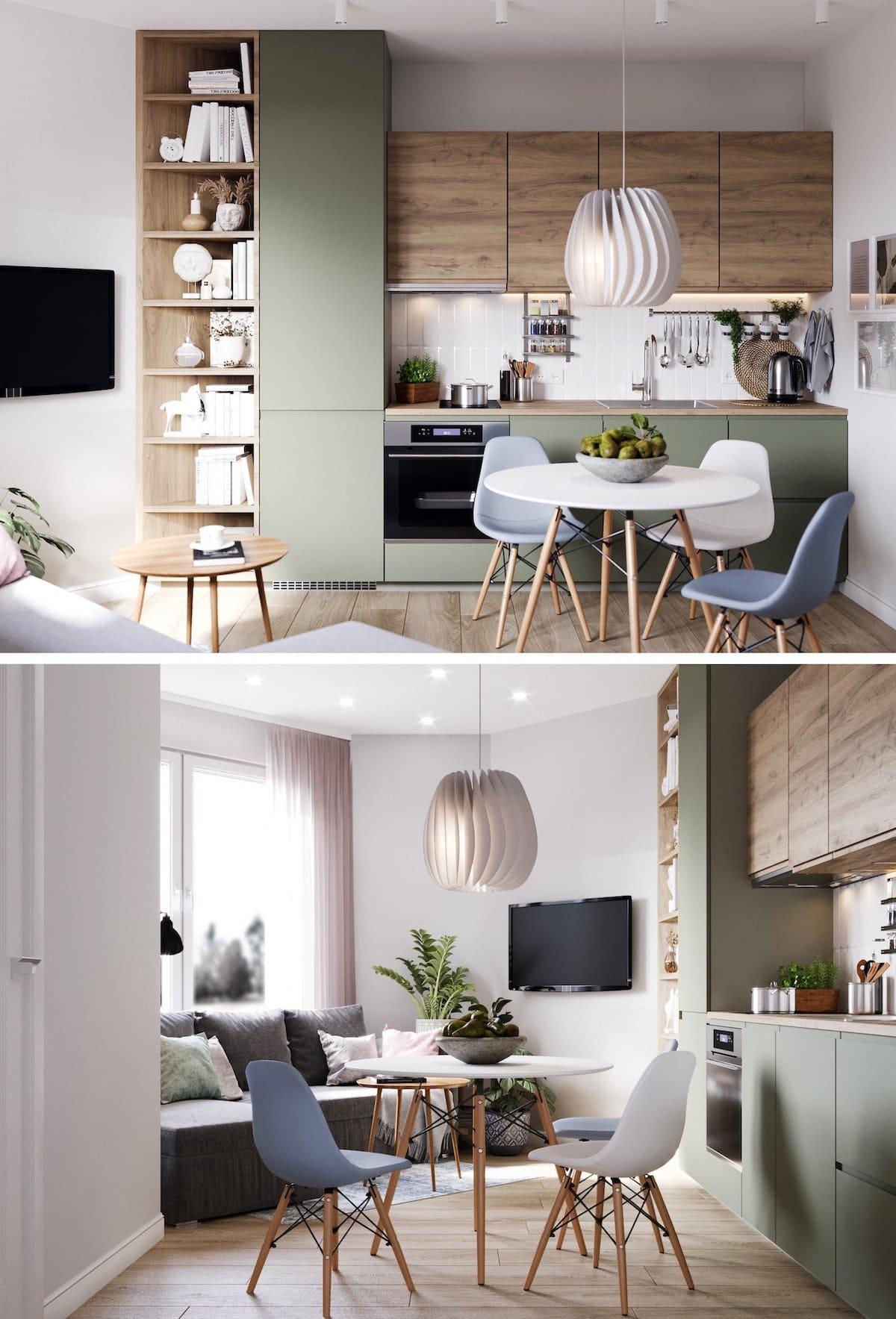модный дизайн интерьера квартиры фото 58