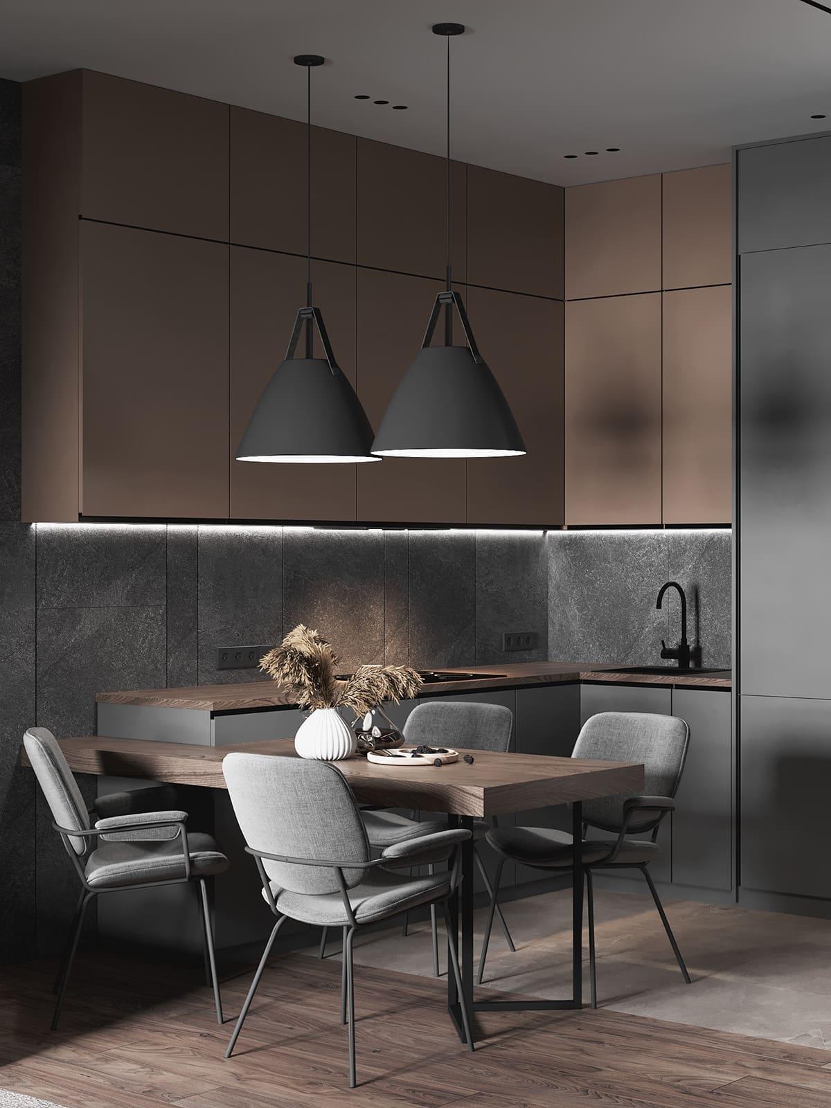 модный дизайн интерьера квартиры фото 6