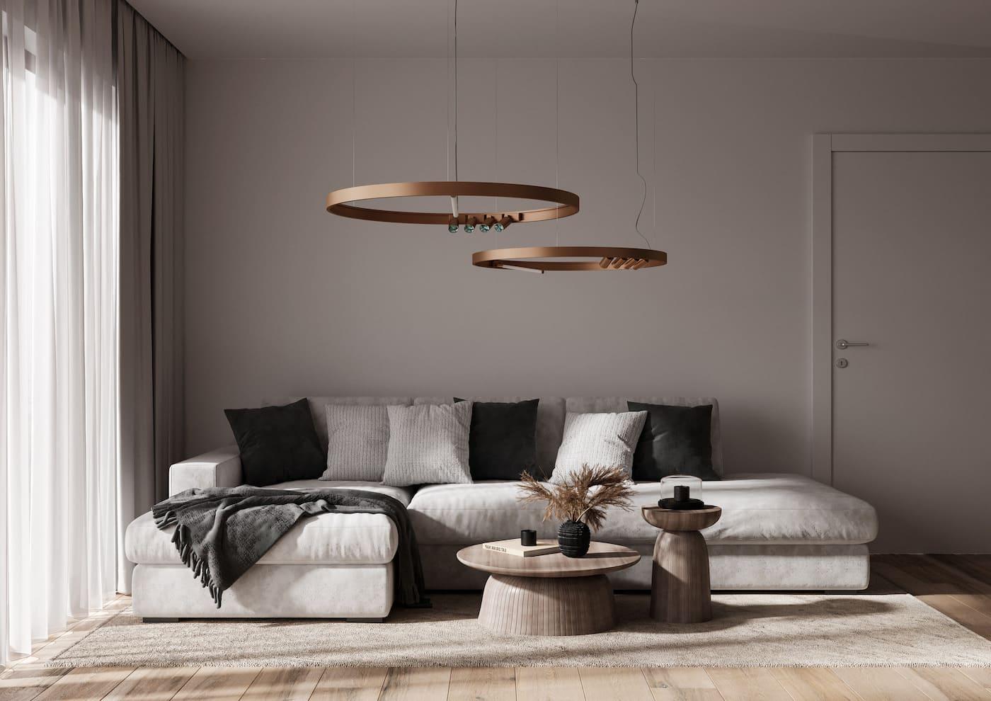 модный дизайн интерьера квартиры фото 64