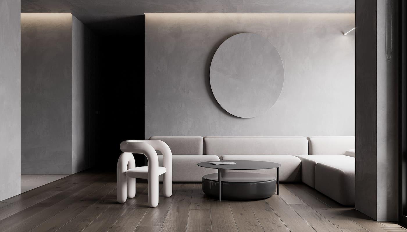 модный дизайн интерьера квартиры фото 65