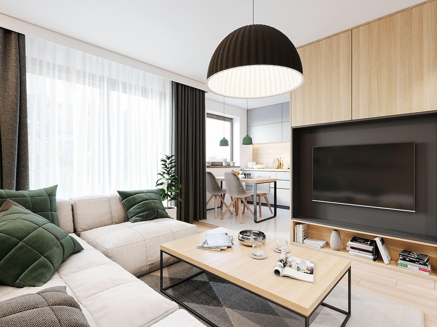 модный дизайн интерьера квартиры фото 68