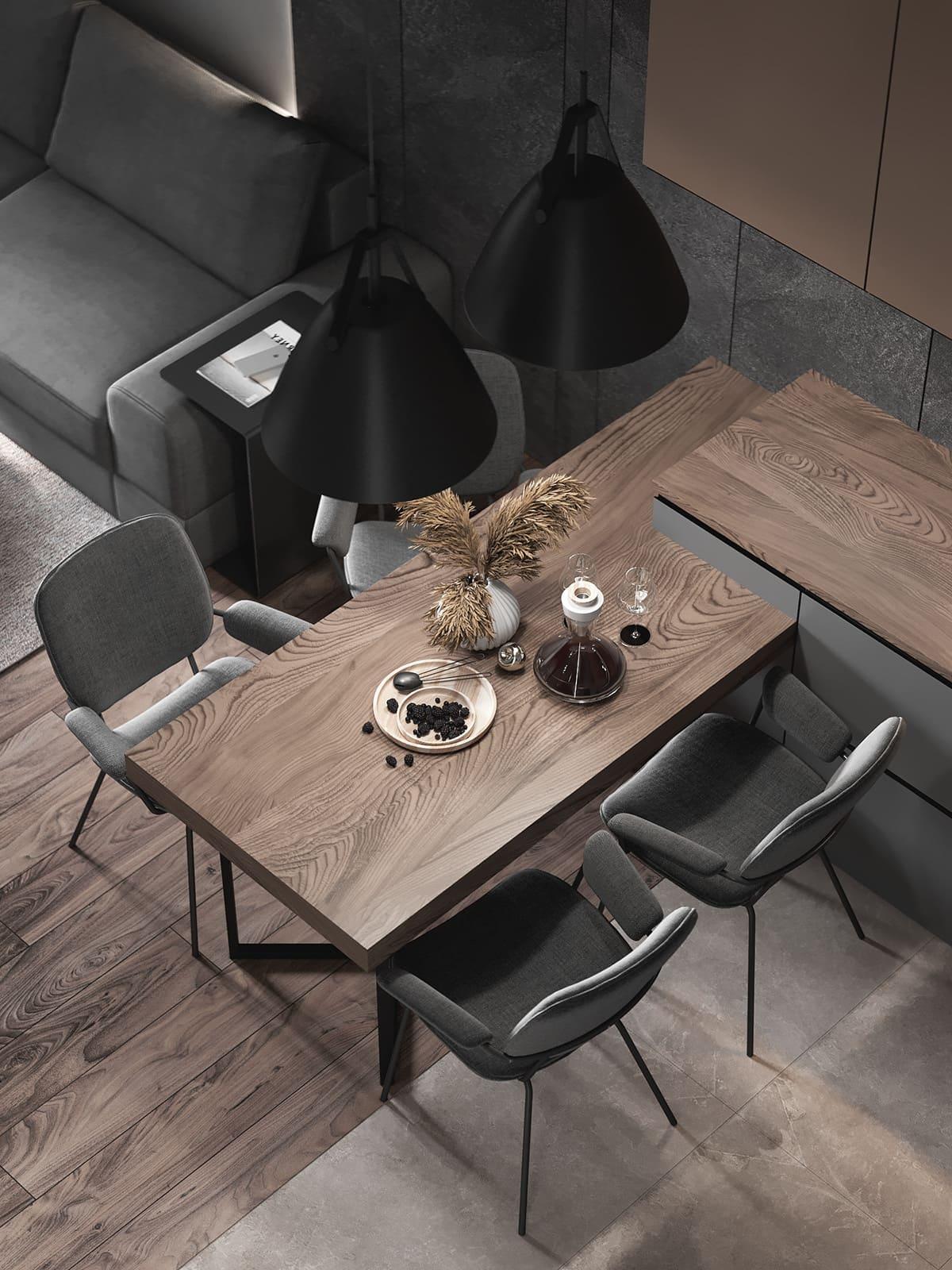 модный дизайн интерьера квартиры фото 7
