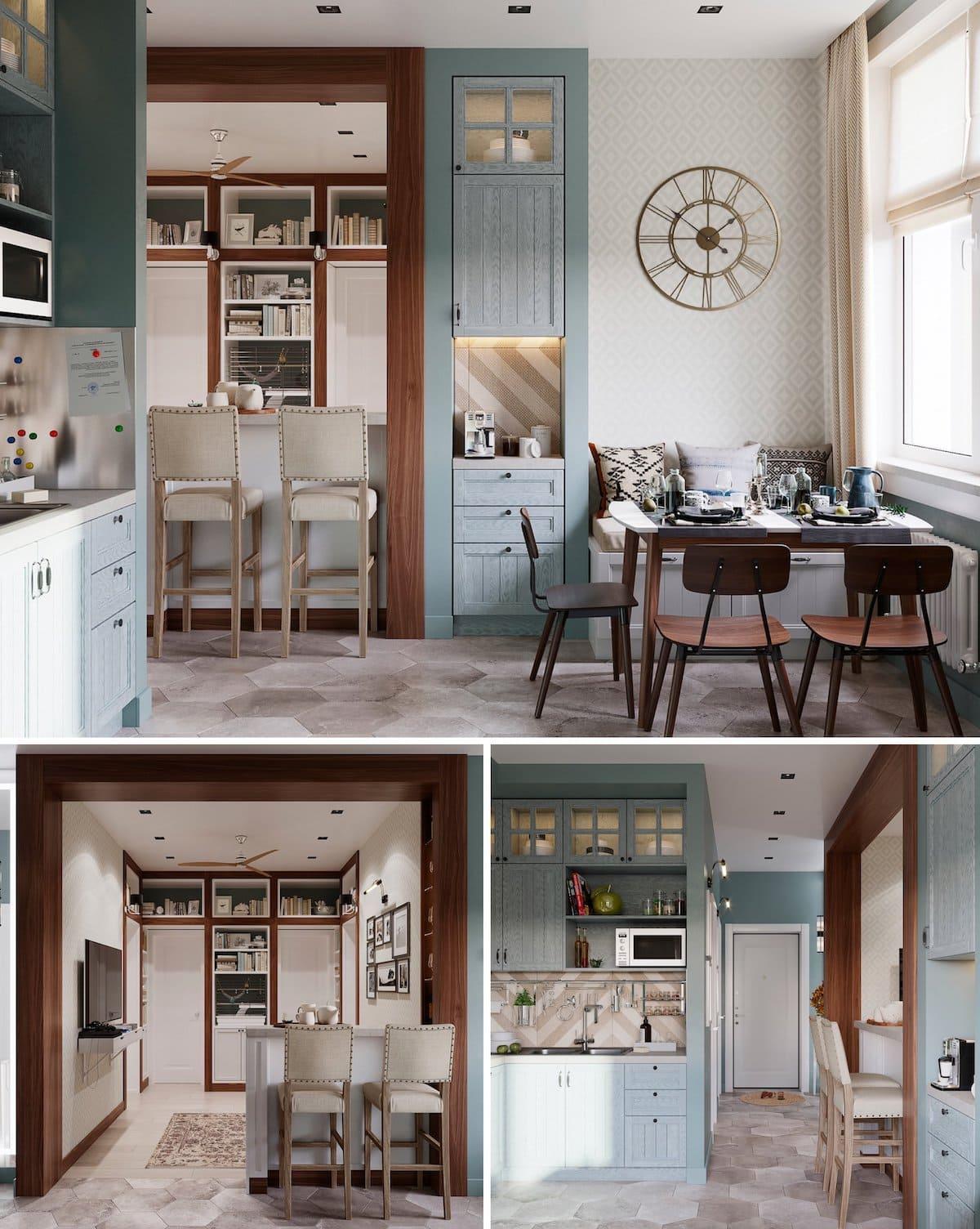 модный дизайн интерьера квартиры фото 72