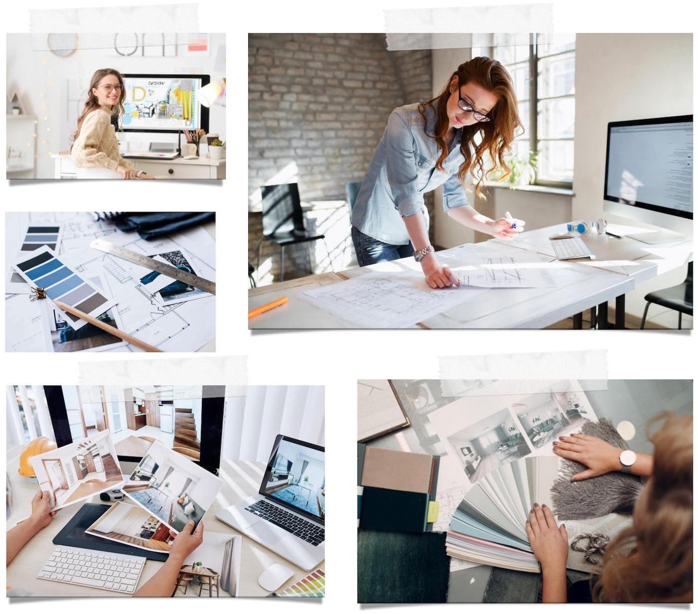 модный дизайн интерьера квартиры фото 73