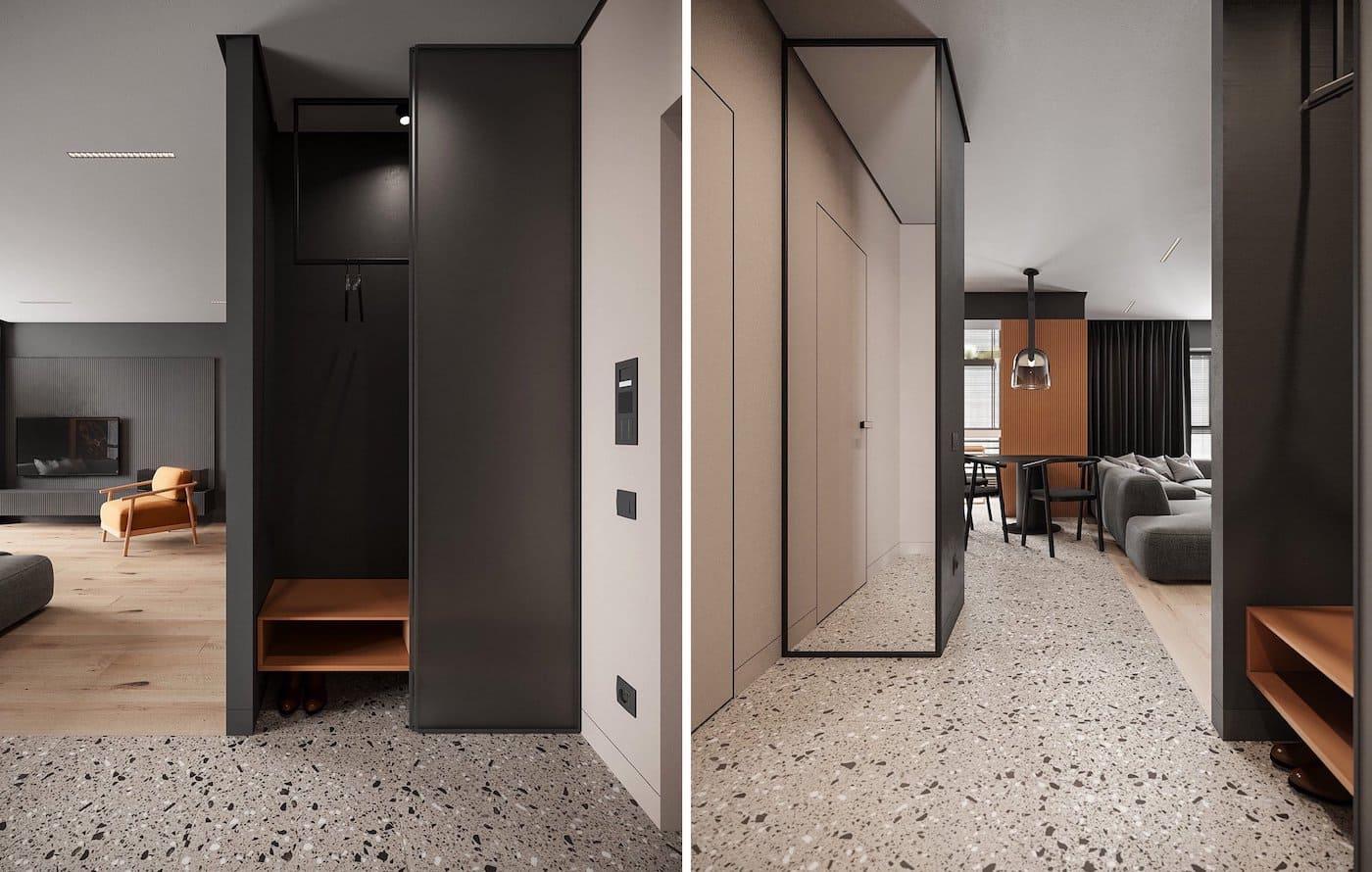 модный дизайн интерьера квартиры фото 76