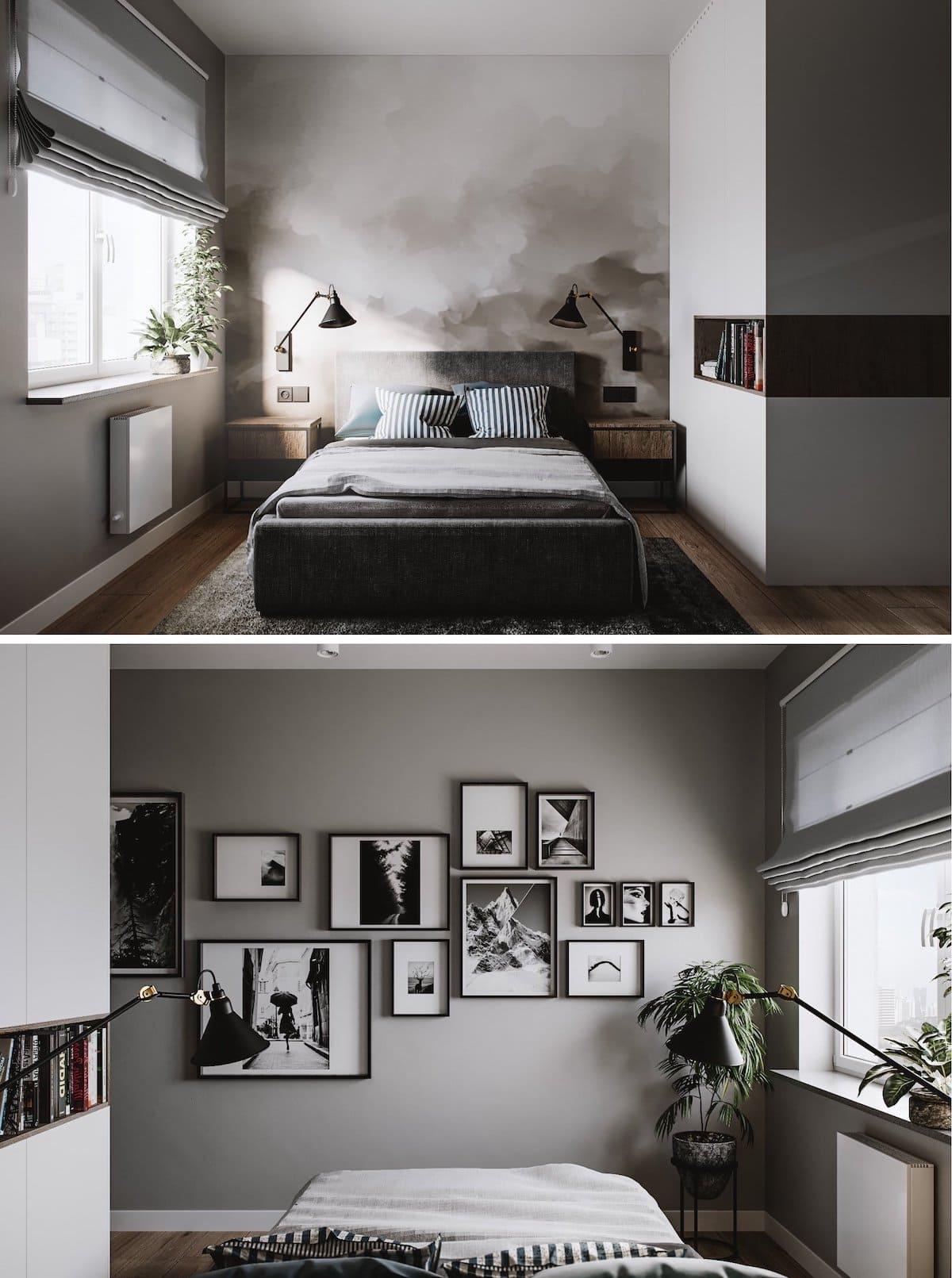 модный дизайн интерьера квартиры фото 83