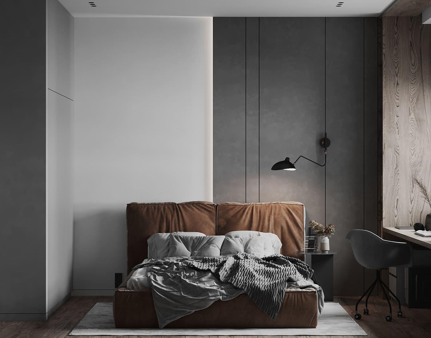 модный дизайн интерьера квартиры фото 9