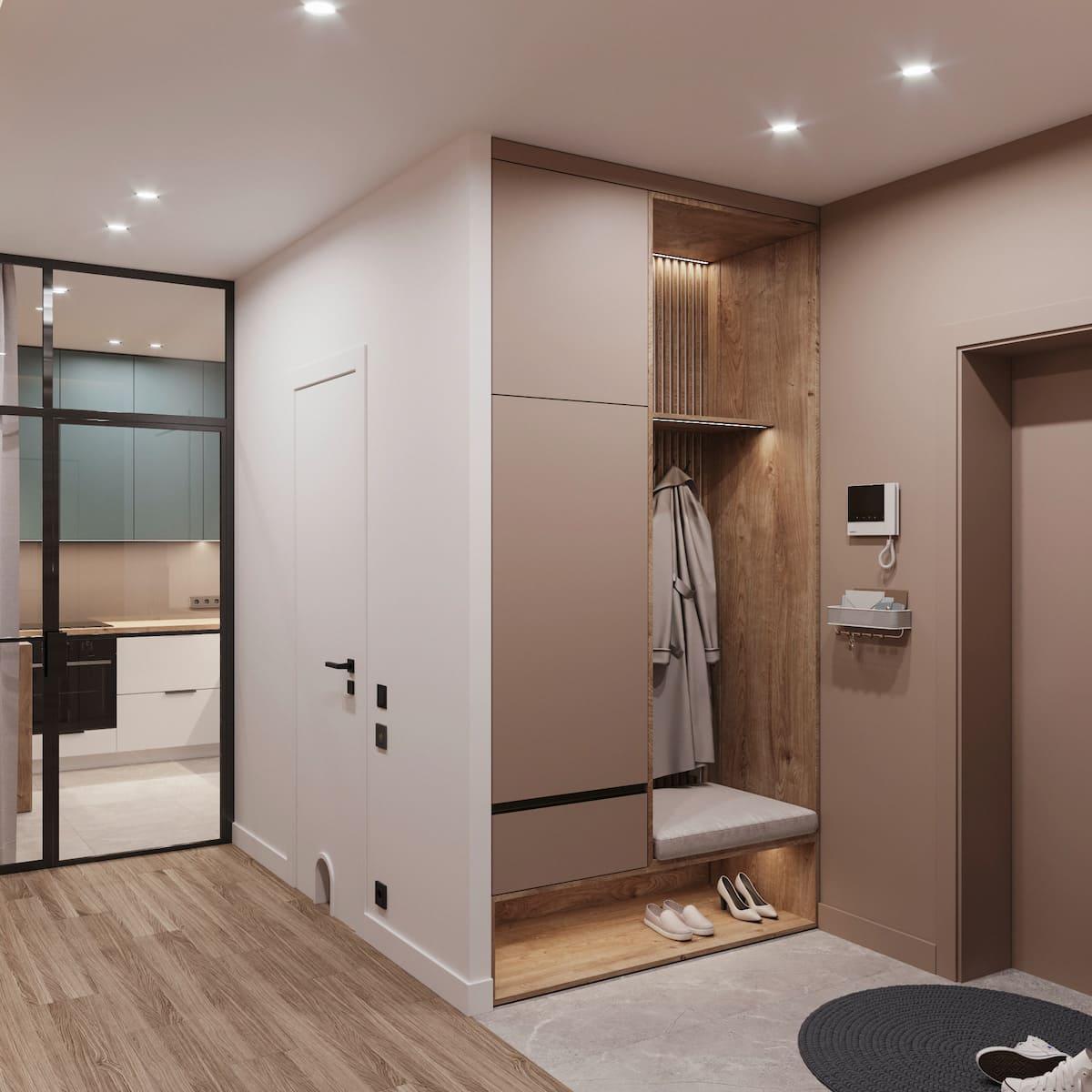 модный дизайн интерьера квартиры фото 97