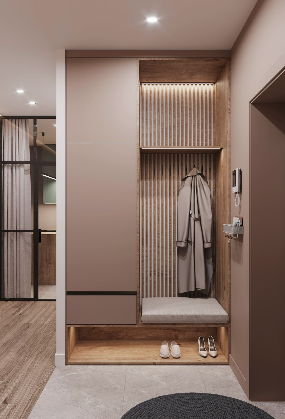 модный дизайн интерьера квартиры фото 98