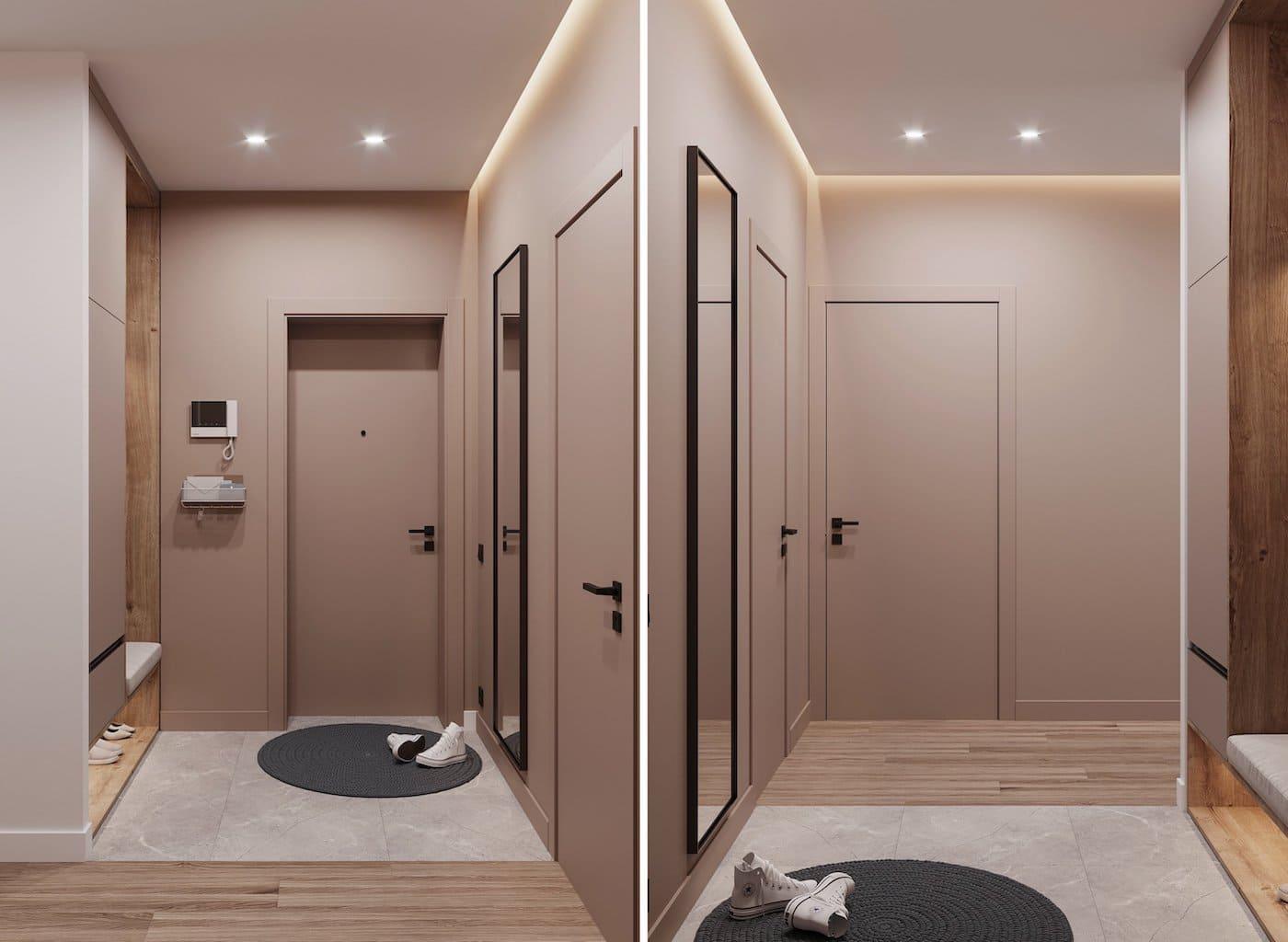 модный дизайн интерьера квартиры фото 99