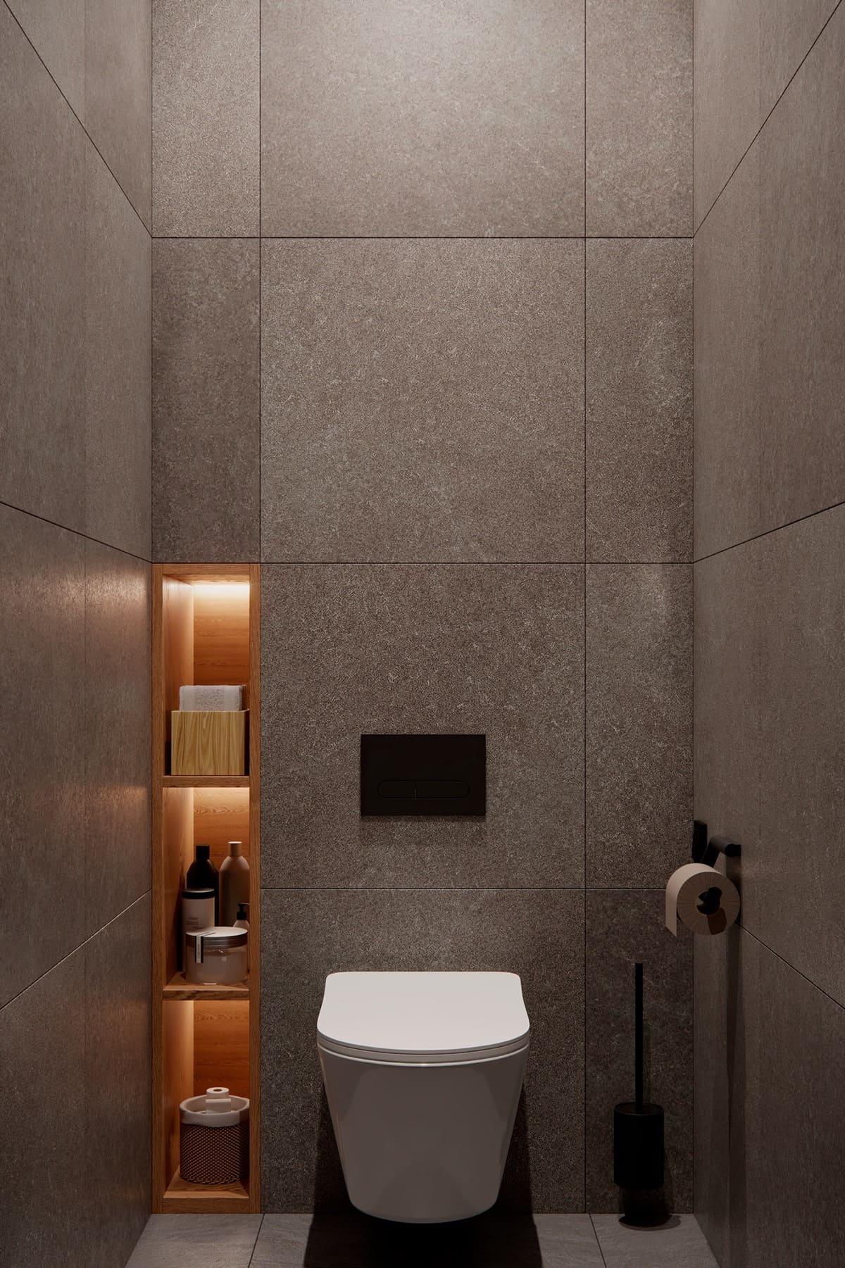 дизайн интерьера ванной комнаты фото 17