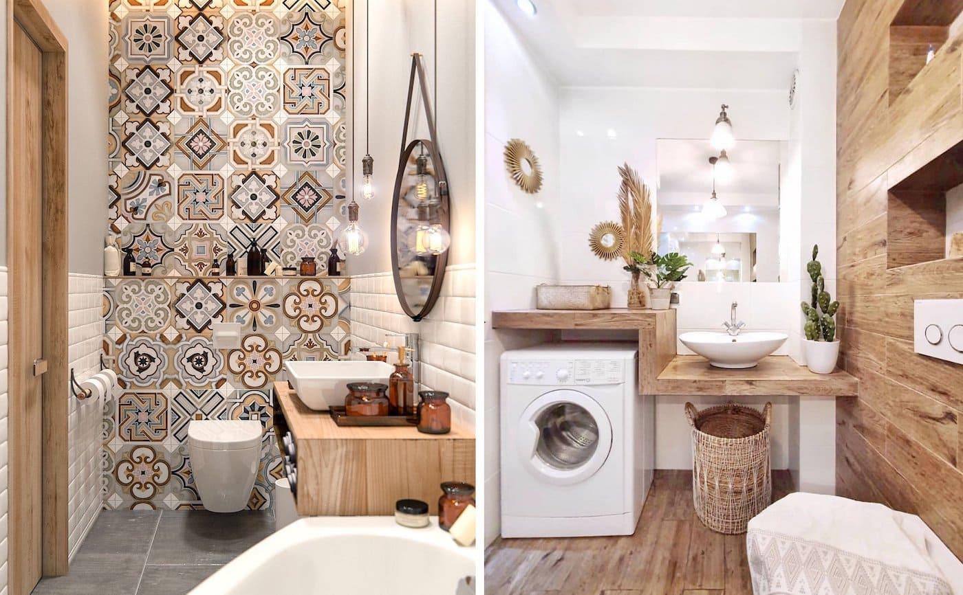 дизайн интерьера ванной комнаты фото 32