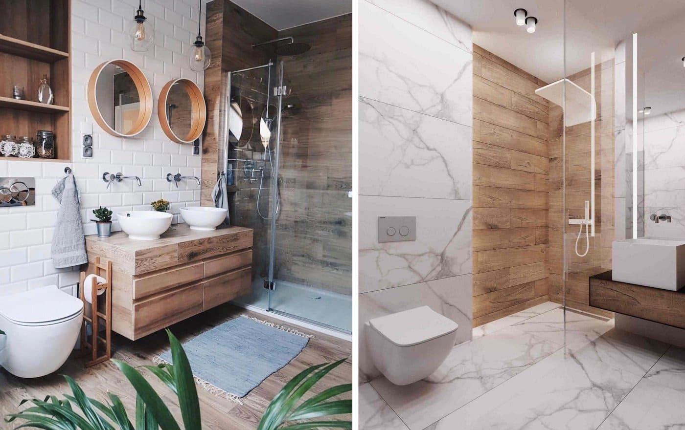 дизайн интерьера ванной комнаты фото 33
