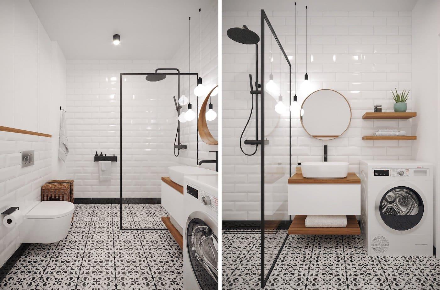 дизайн интерьера ванной комнаты фото 71