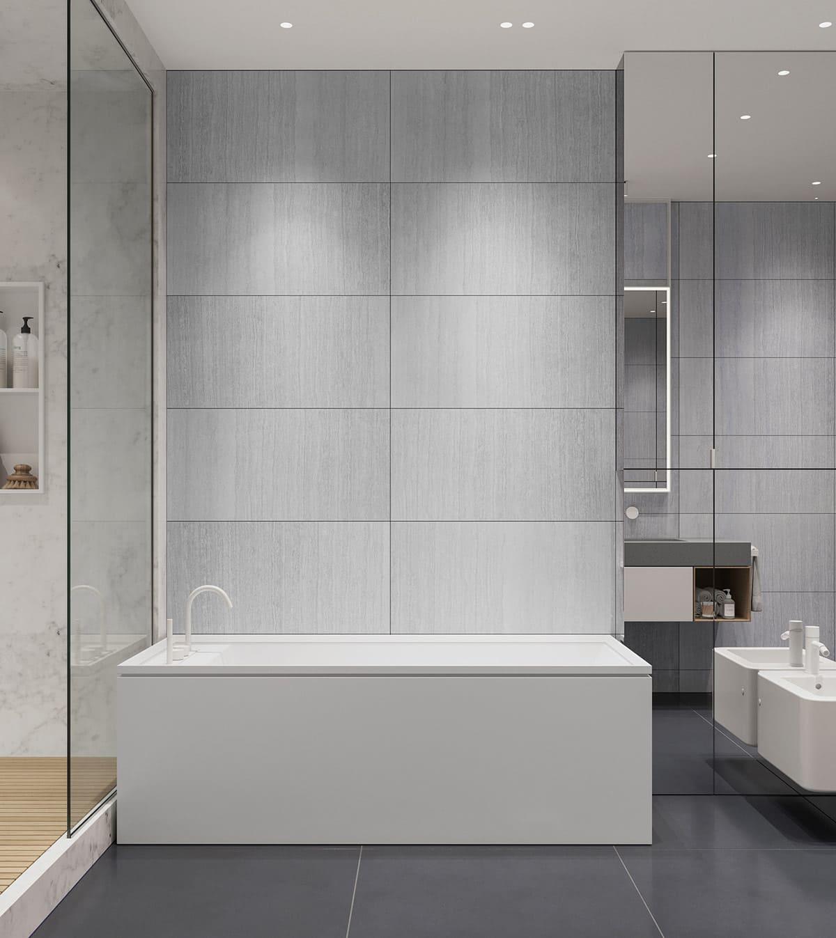 дизайн интерьера ванной комнаты фото 58