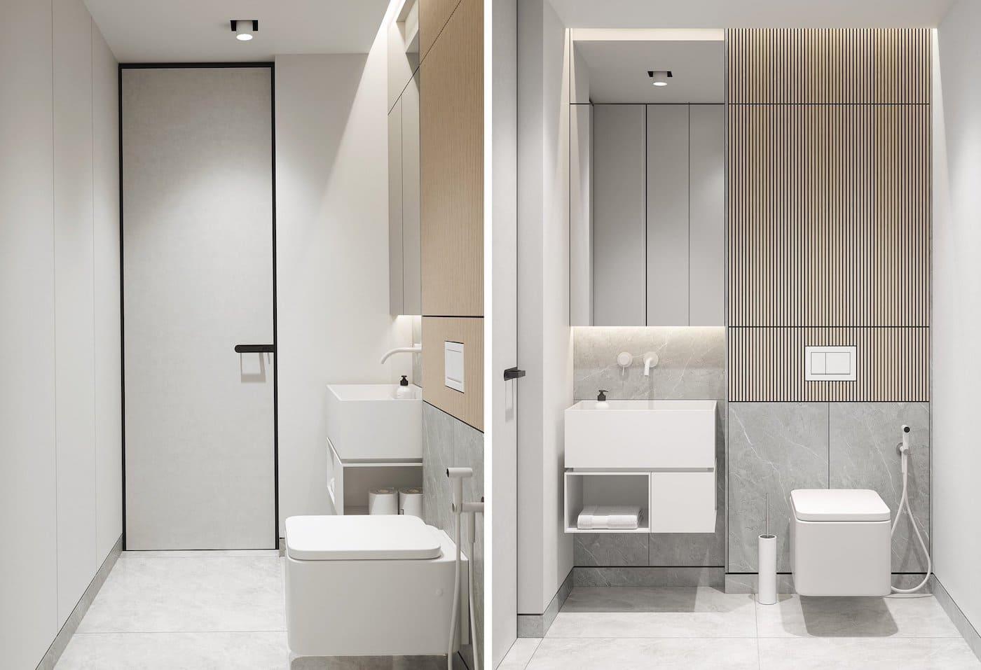дизайн интерьера ванной комнаты фото 59