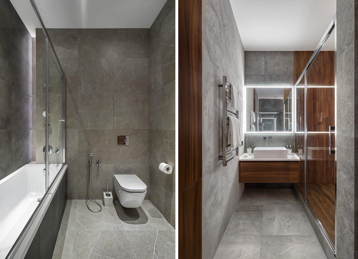 дизайн интерьера ванной комнаты фото 73