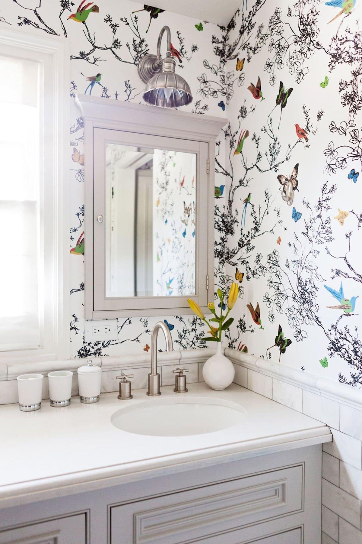 дизайн интерьера ванной комнаты фото 25