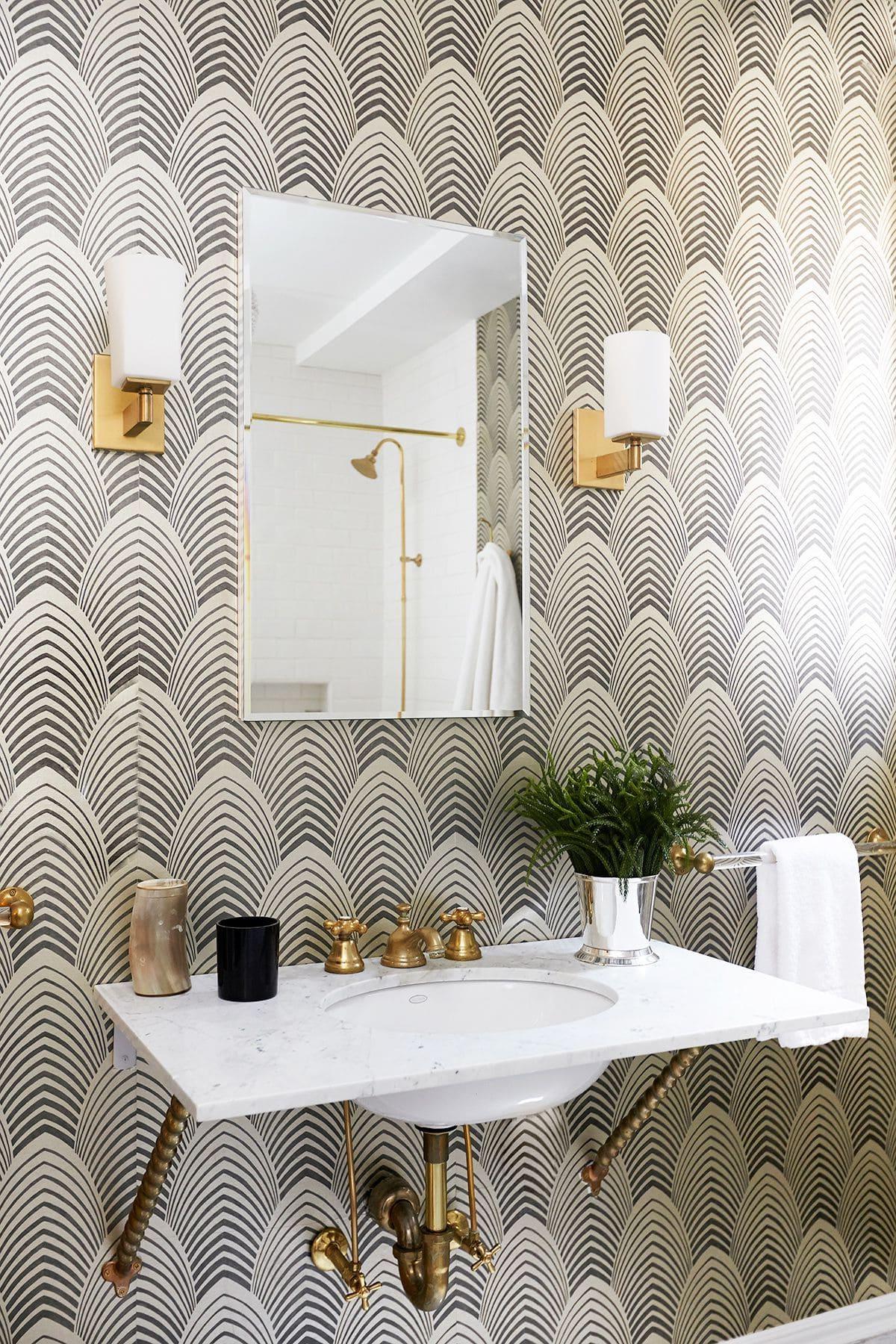 дизайн интерьера ванной комнаты фото 27