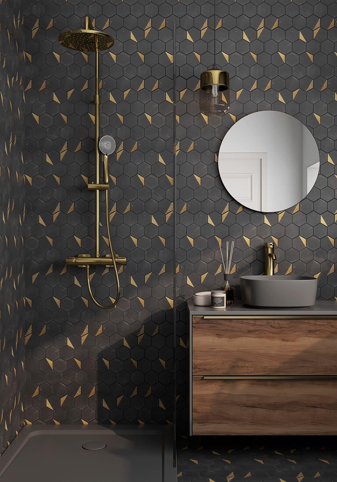 дизайн интерьера ванной комнаты фото 64