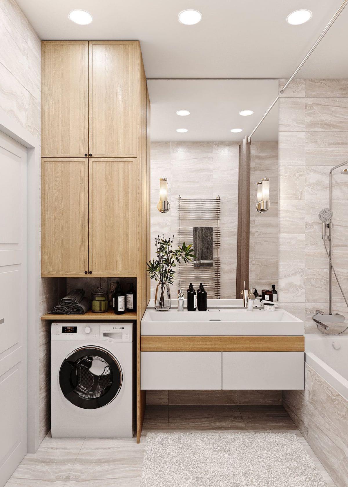 дизайн интерьера ванной комнаты фото 66