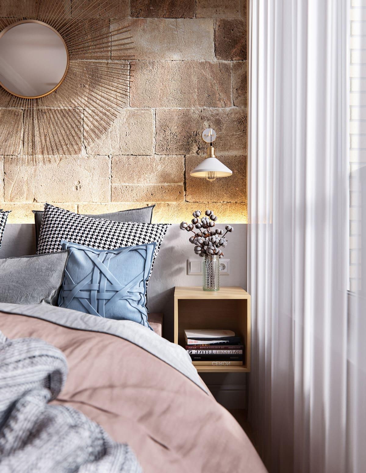 интерьер спальни фото 1