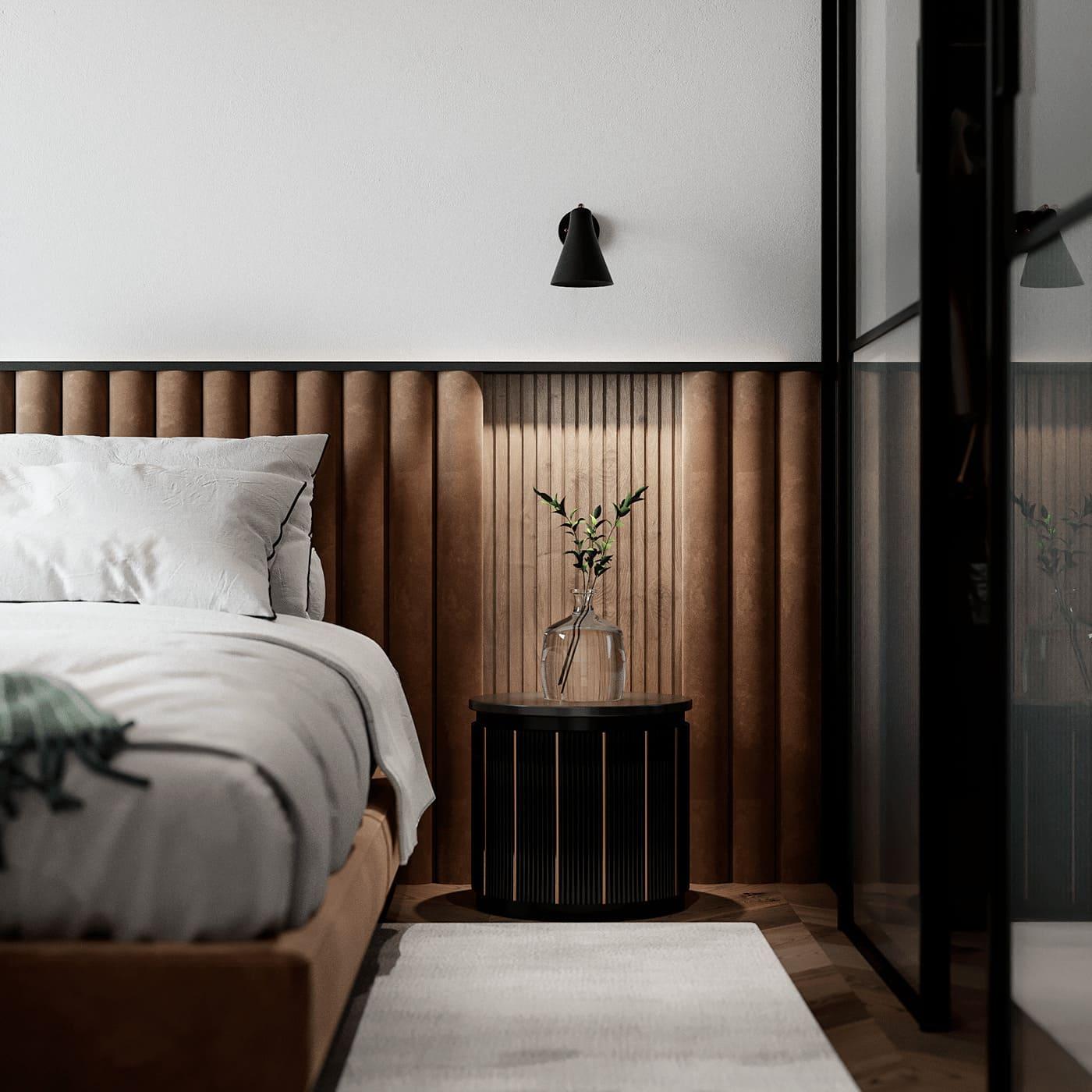 интерьер спальни фото 4