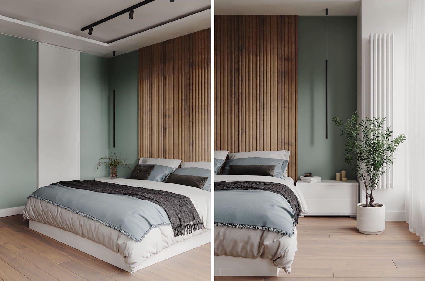 интерьер спальни фото 42