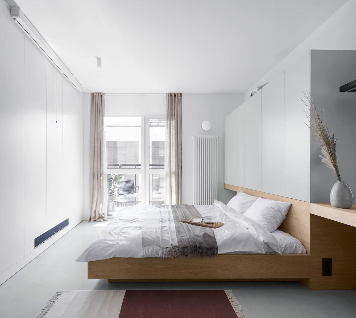 интерьер спальни фото 55