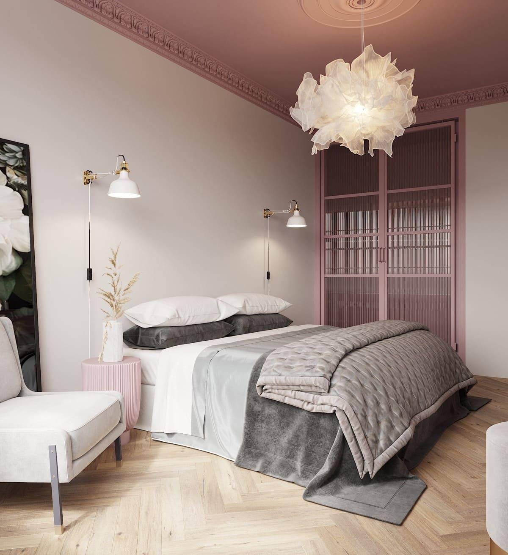 интерьер спальни фото 9