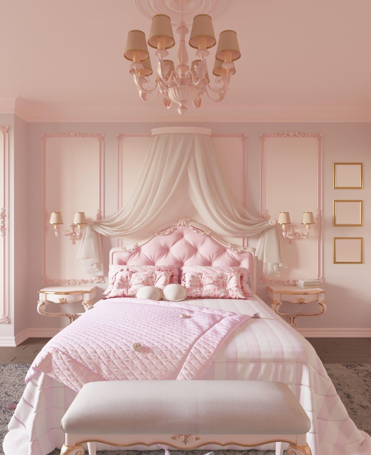 интерьер спальни фото 10
