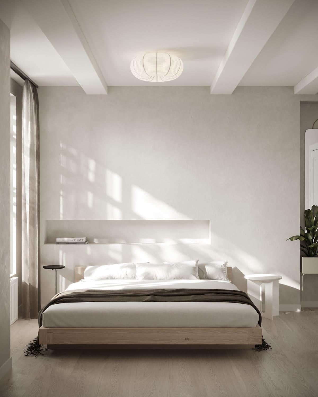 интерьер спальни фото 46