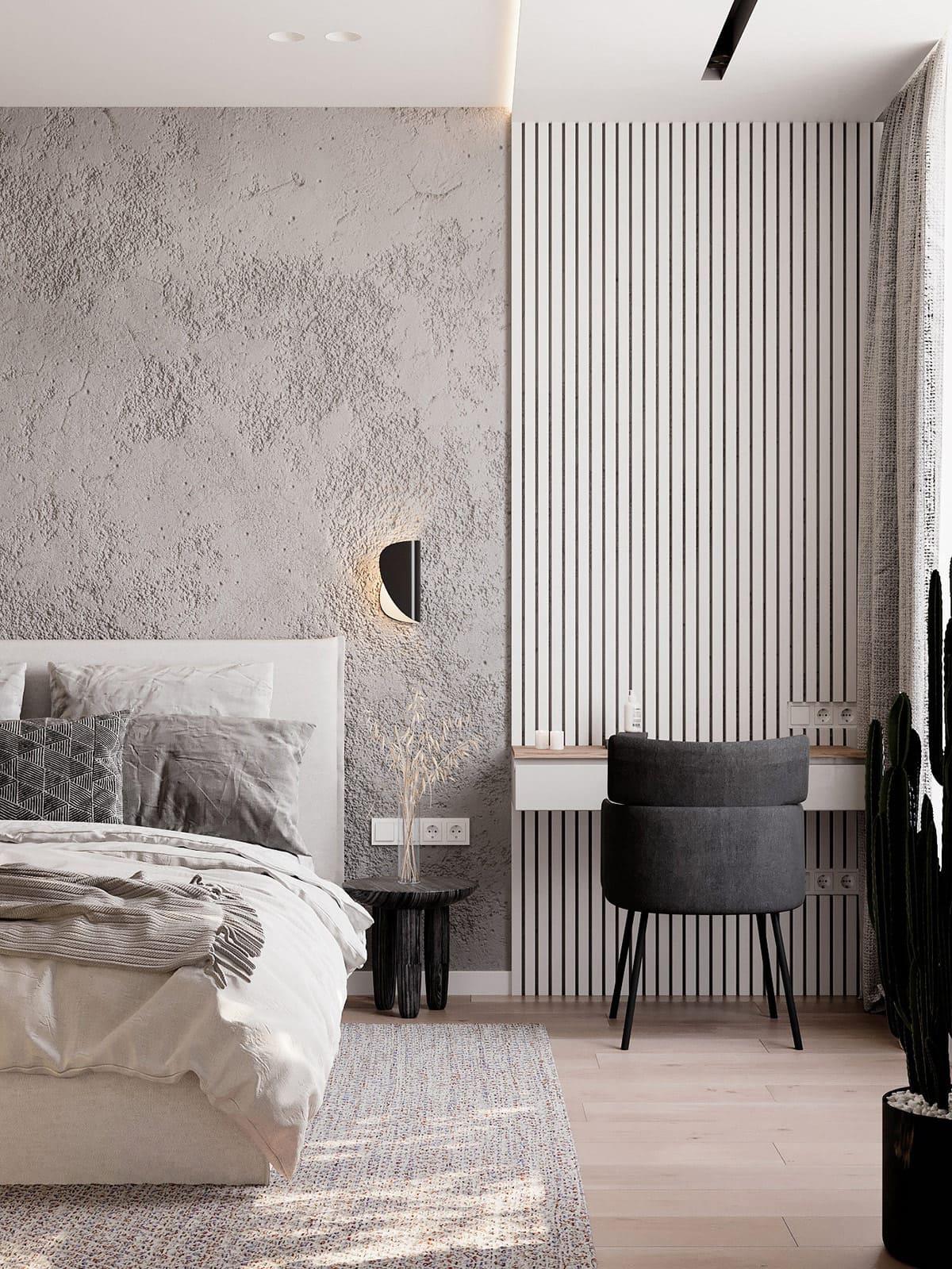 интерьер спальни фото 18