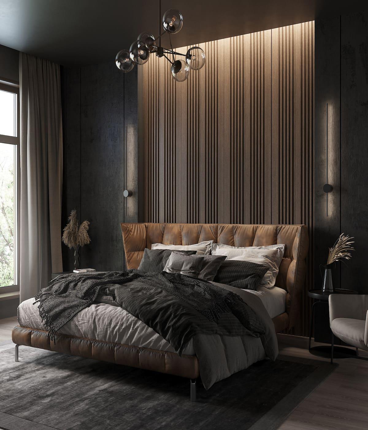 интерьер спальни фото 22