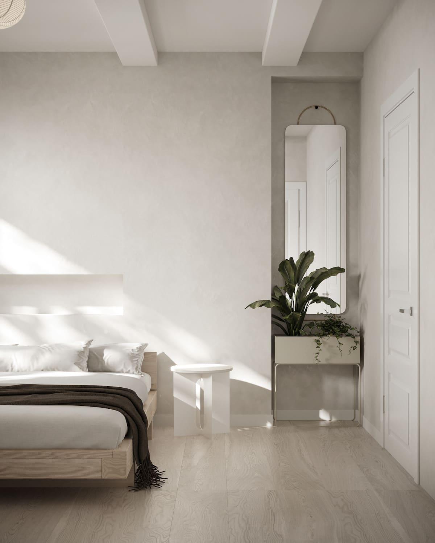 интерьер спальни фото 47