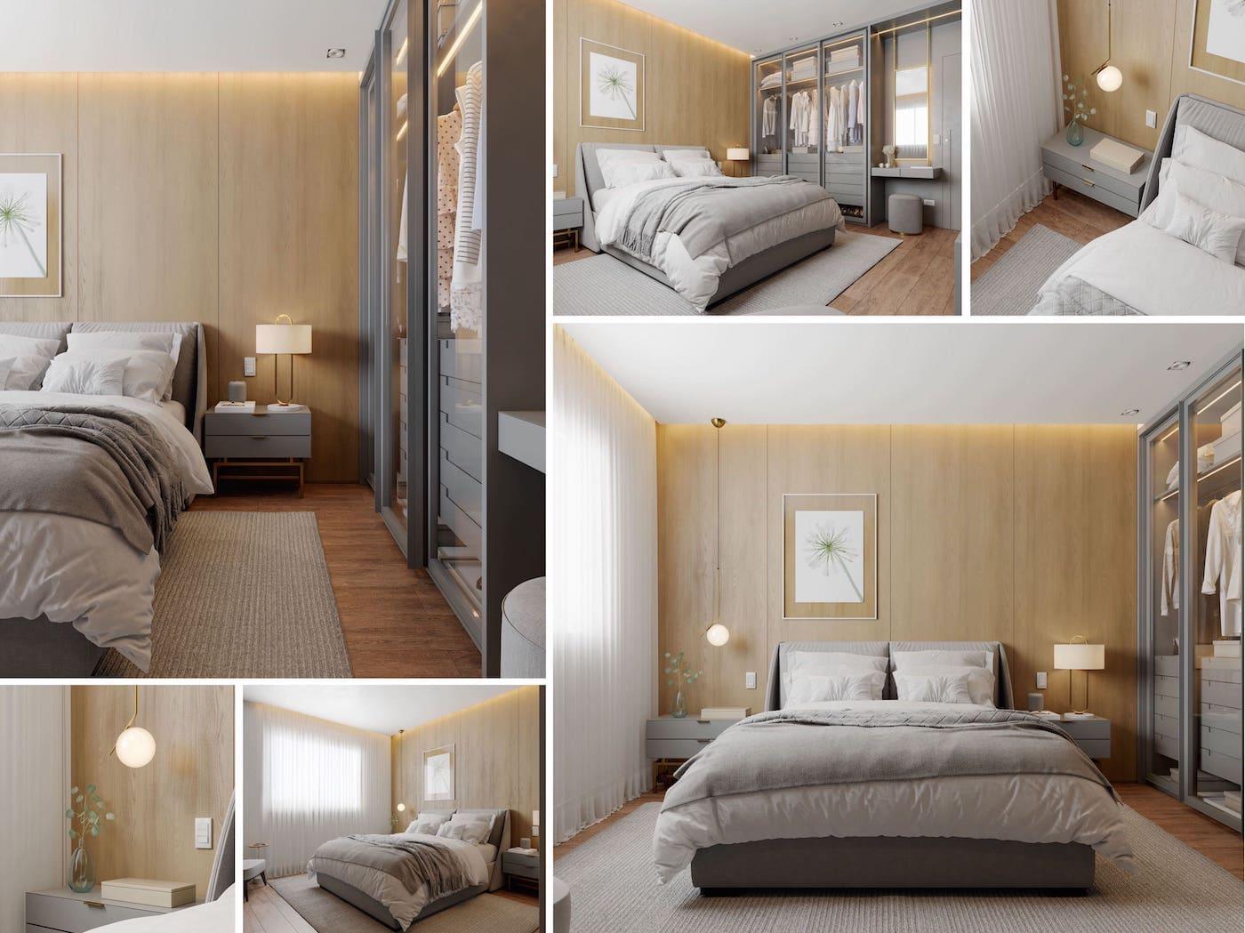 интерьер спальни фото 52
